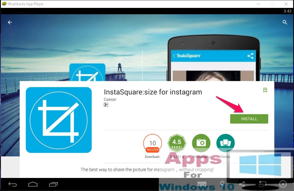 InstaSquare_for_Windows