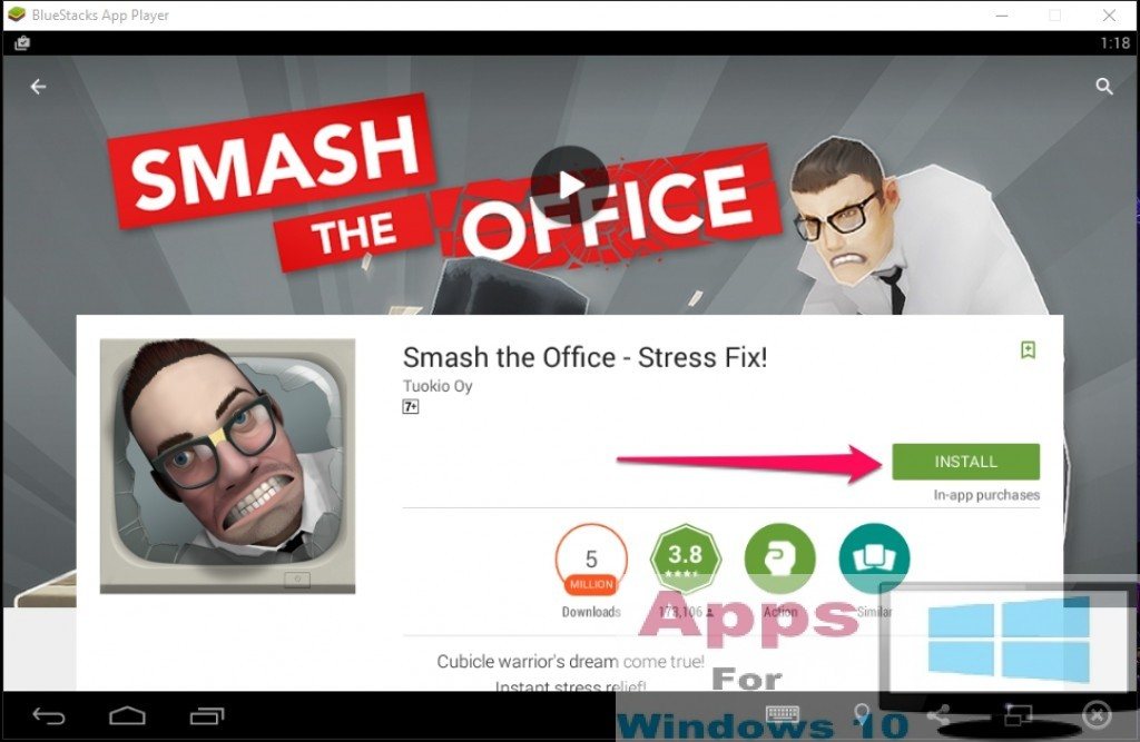 Smash_the_Office_for_Computer