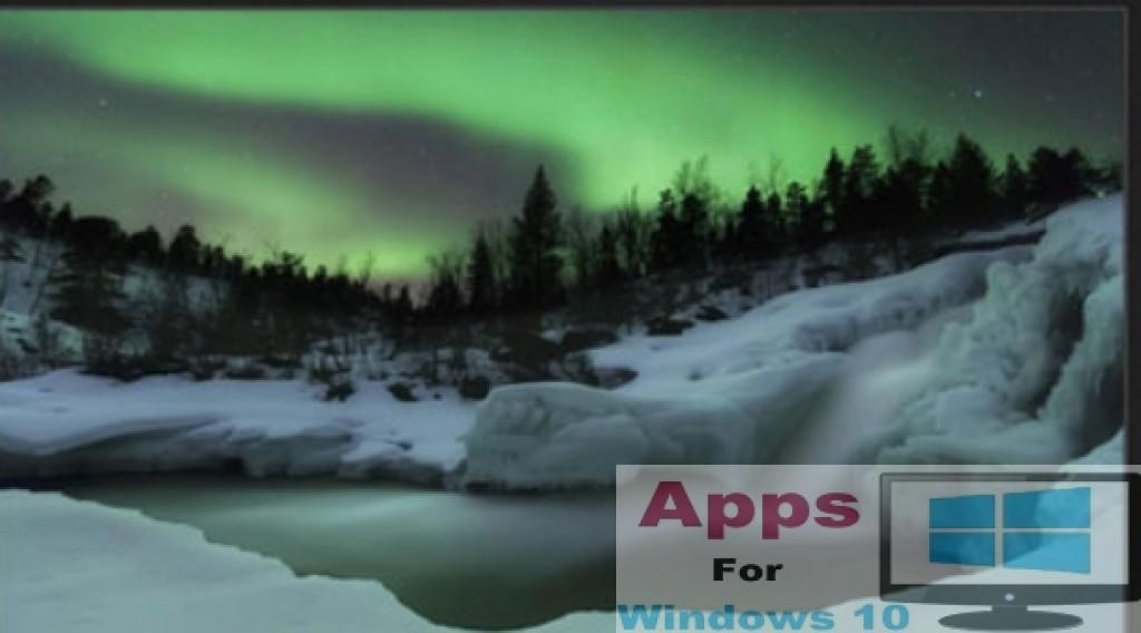 Aurora_Borealis_for_Windows10
