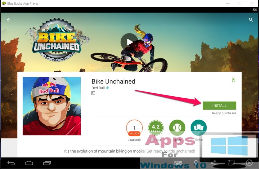 Bike_Unchained_for_Windows10
