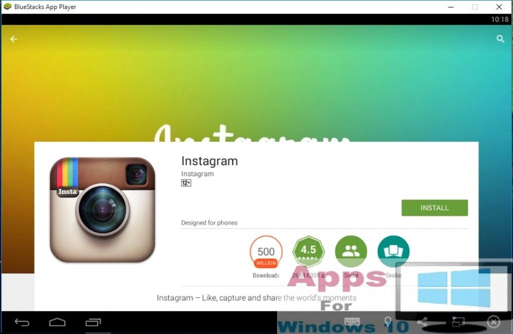 Instagram_For_windows10