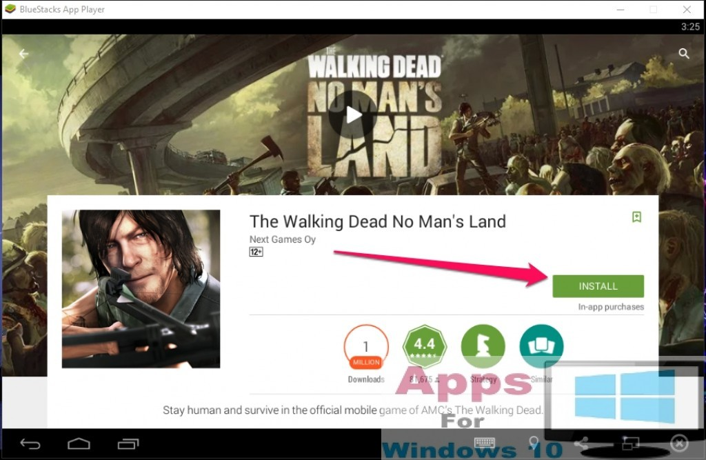 The_Walking_Dead_No_Man's_Land_For_Windows