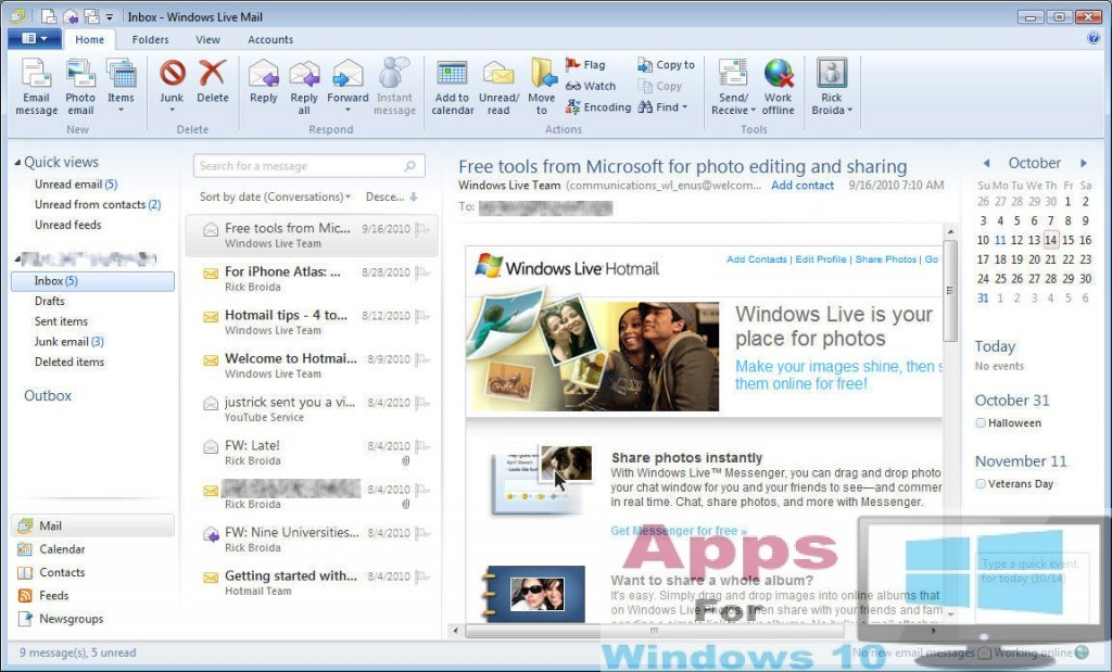 Windows_Live Mail_for_Windows10