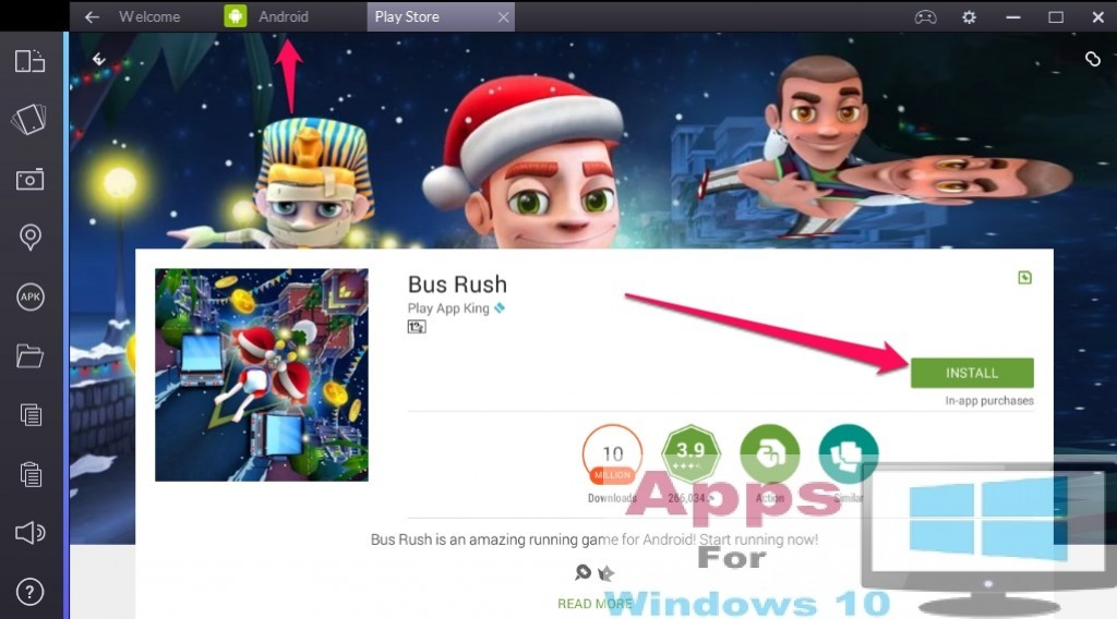 Bus_Rush_for_Windows10