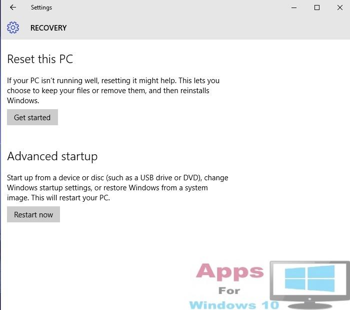 How_to_Reset_Windows_10