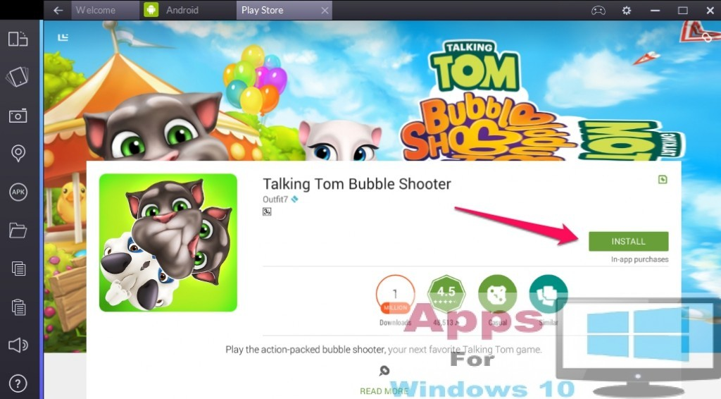 Talking_Tom_Bubble_Shooter_for_Windows10