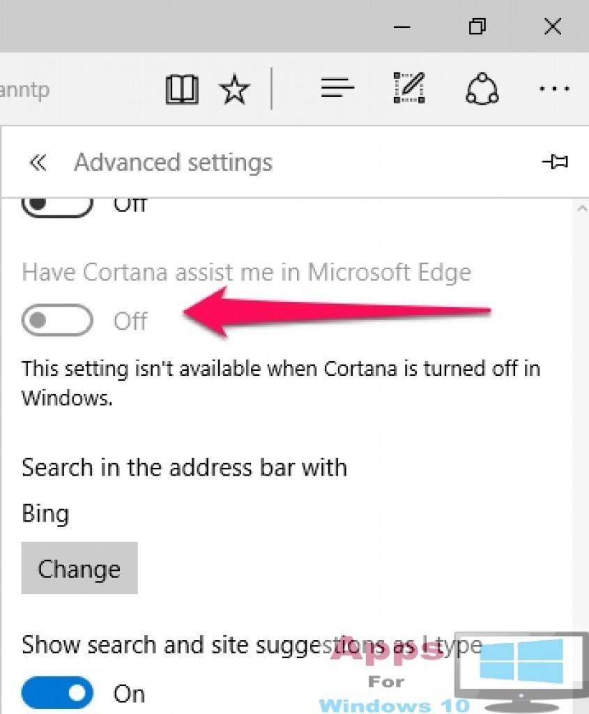 Cortana_Edge_browser