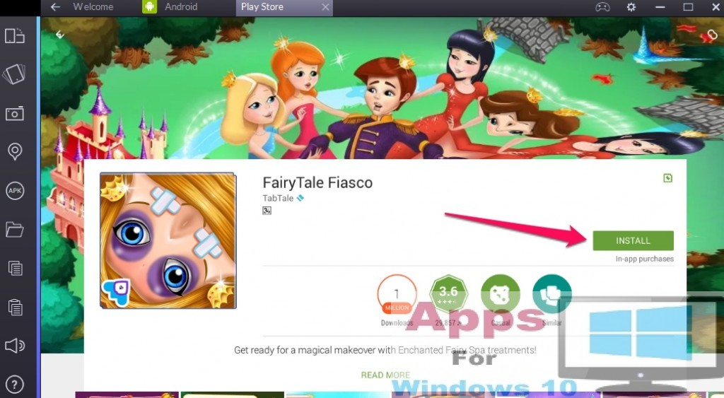 FairyTale_Fiasco_for_Windows10_PC_mac