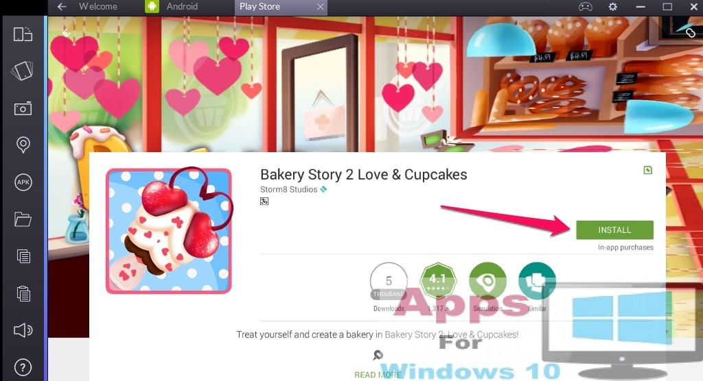 Bakery_Story_2_Love_and_Cupcakes_for_PC_Windows10