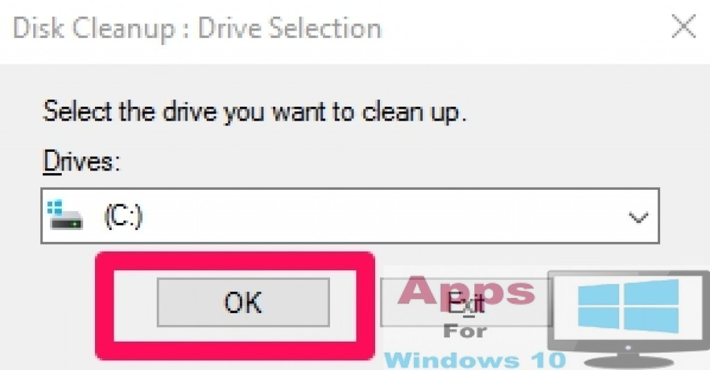 Drive_Selection_Disk-Cleanup