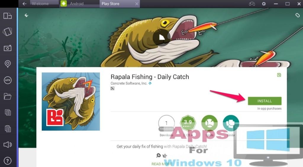 Rapala_Fishing_Daily_Catch_Windows10_PC