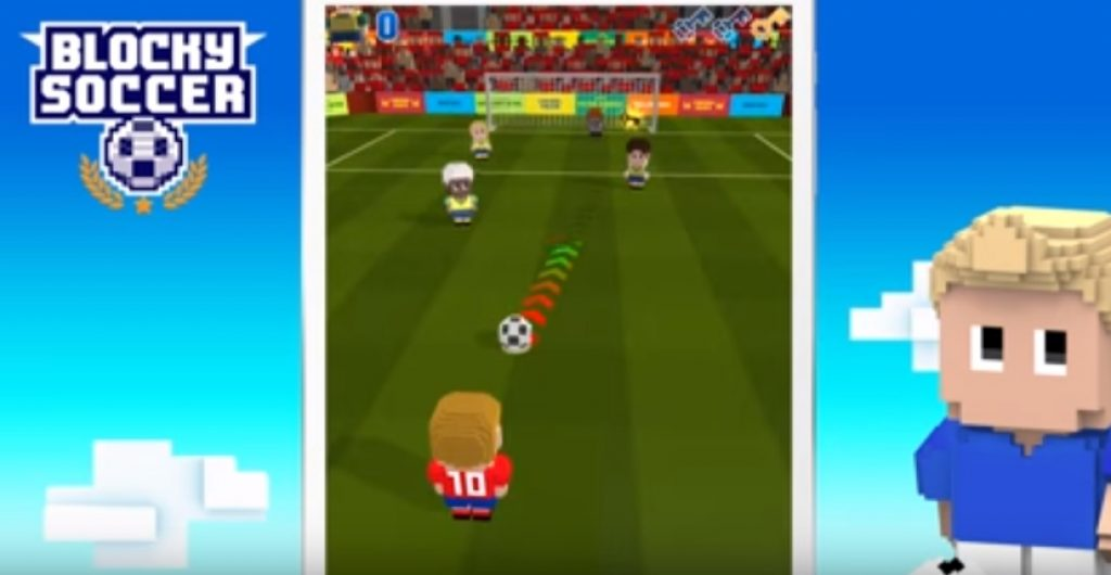 Blocky_Soccer_for_Windows10_PC_Download