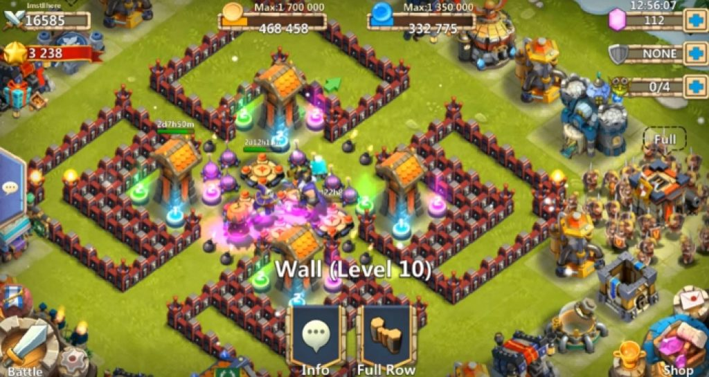 free download game clash of clans for pc offline