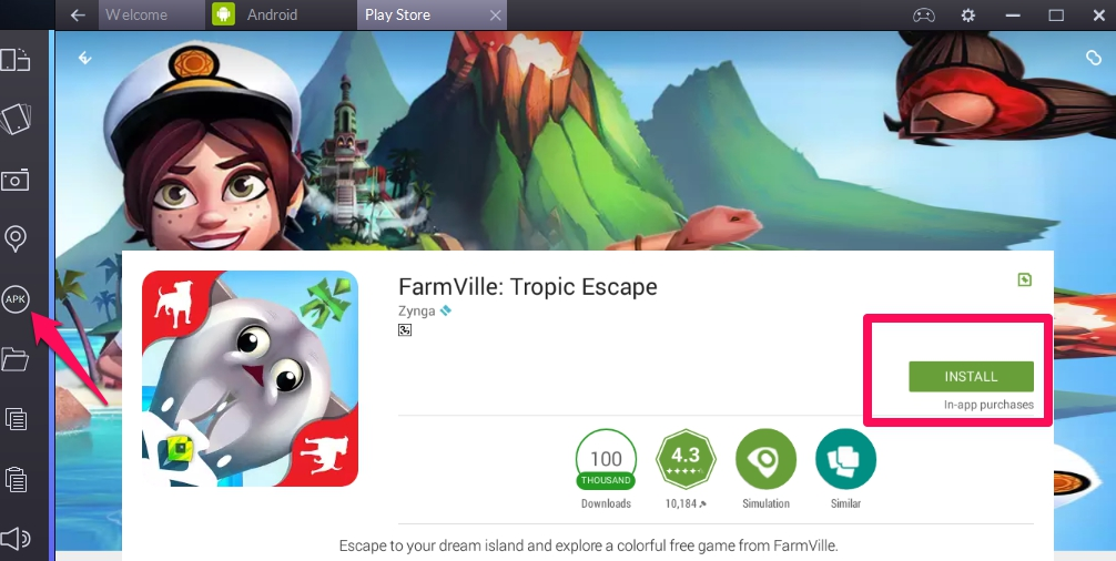 Download and Install FarmVille 2 Country Escape on PC Archives