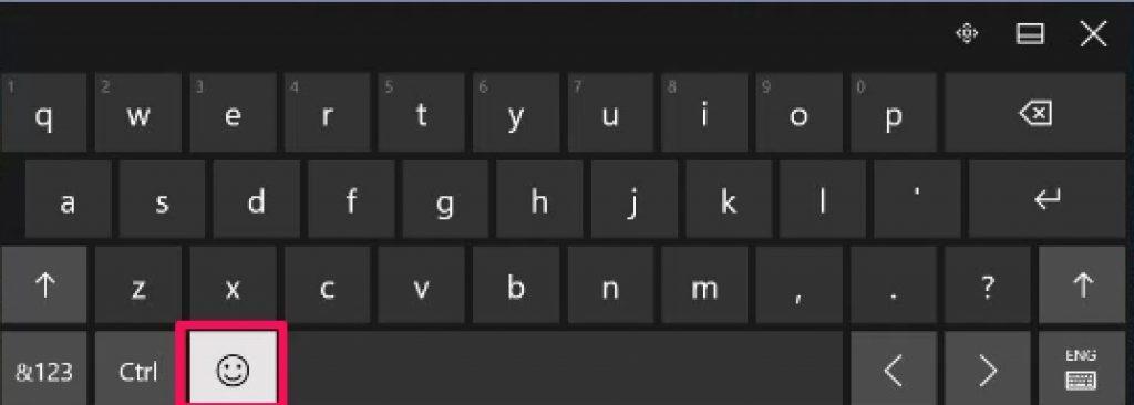 Emoji_Keyboard_Windows
