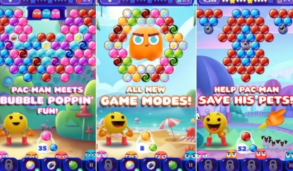 PAC_MAN_Pop_Bubble_Shooter_for_PC_Download