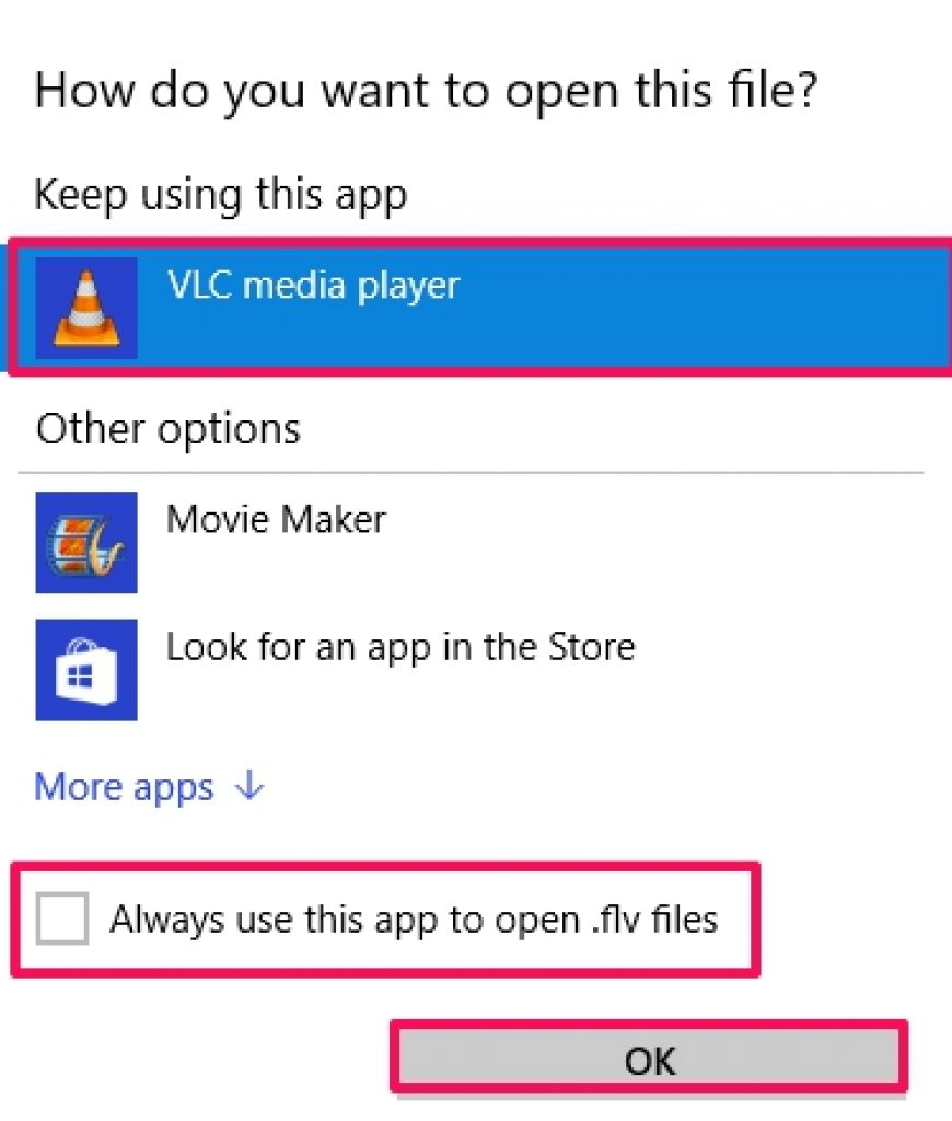 vlc-default-app-as-default-in-windows-10