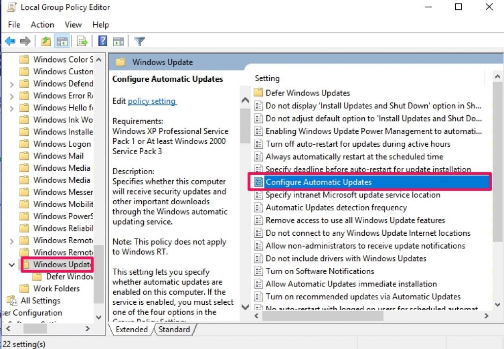 windows-update-group-policy-editor
