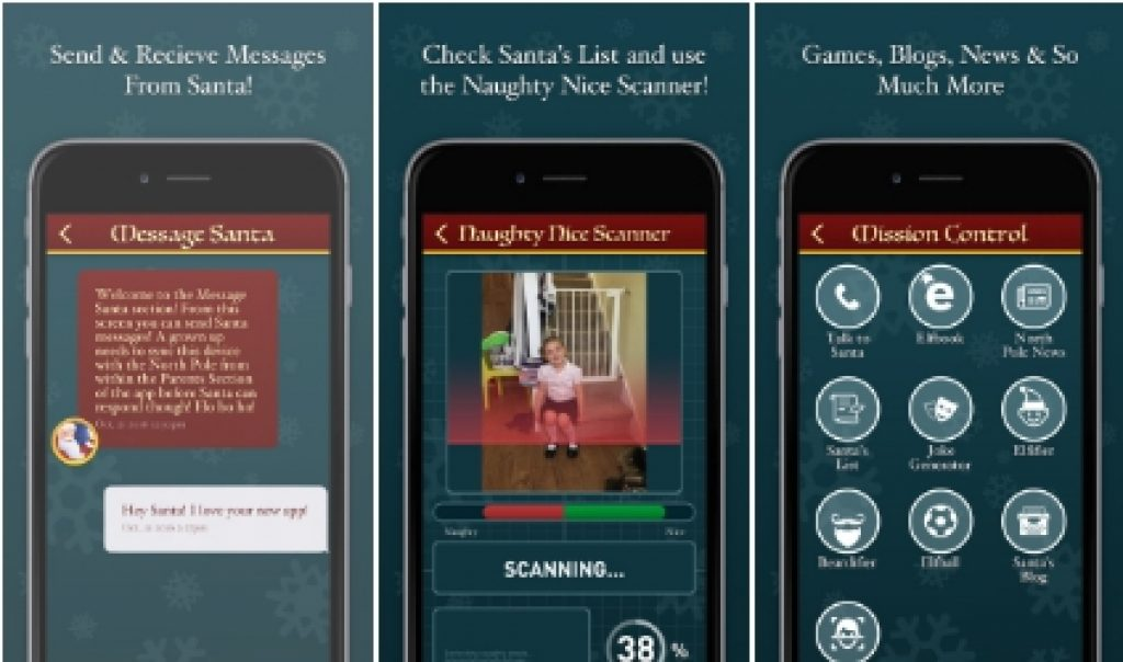 santa call and tracker free north pole command for pc download