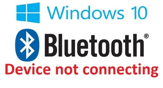 fix bluetooth connection problem windows 10