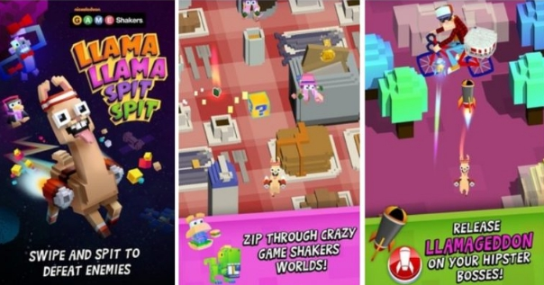 Llama Llama spit spit for pc download
