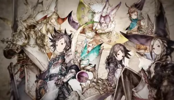 bravely default fairy's effect for pc download