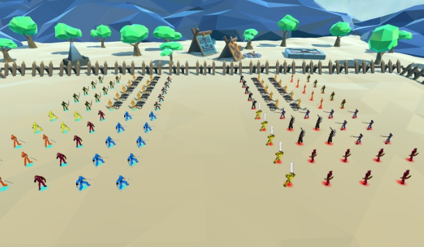epic battle simulator for pc download free