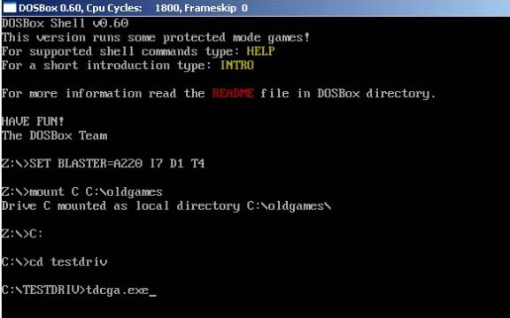 dosbox for windows 10 download