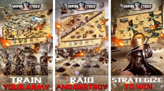 empire strike Modern Warlords PC download free