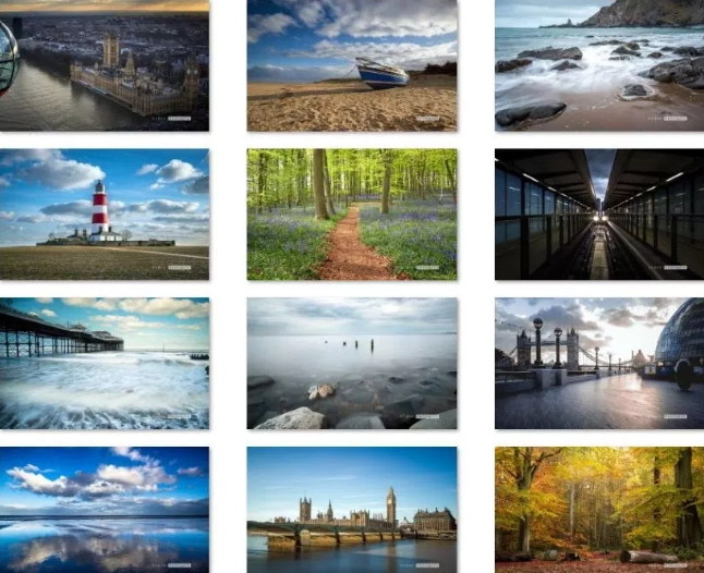 beauty of britain theme 2 windows download