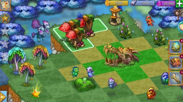 merge dragons pc free download