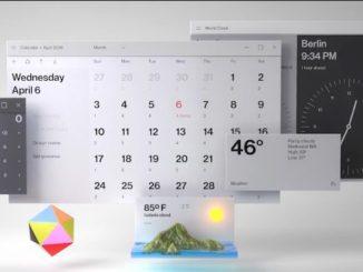 disable fluent design on windows 10