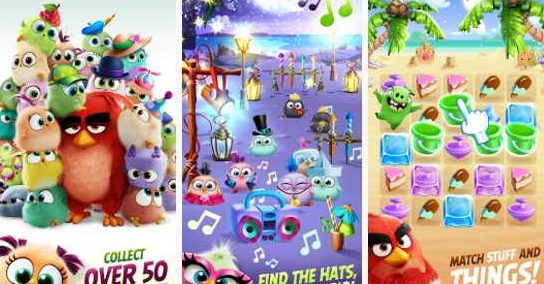 angry birds puzzle pc free