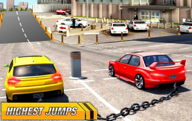 chained cars 3d pc download