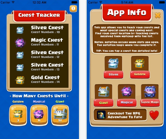 chest tracker for clash royale download on pc