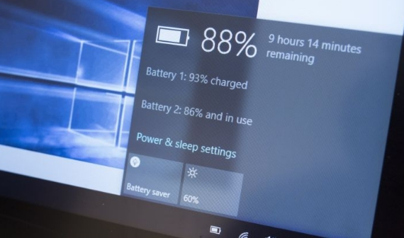 how to check windows 10 laptop battery health and know when to replace it.