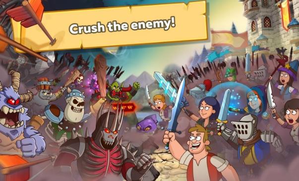 hustle castle fantasy kindgom for pc download