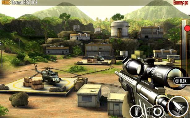 sniper strike game on pc