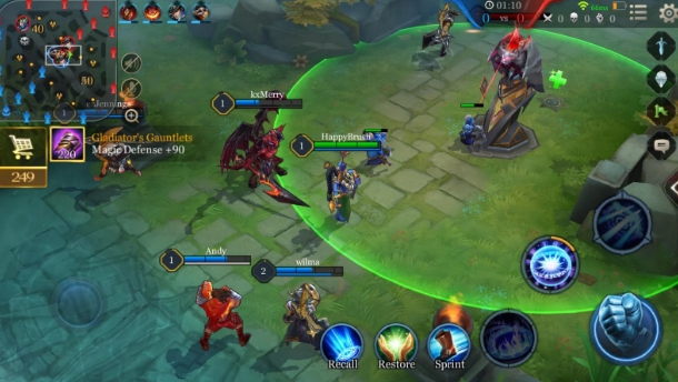 arena of valor pc download free