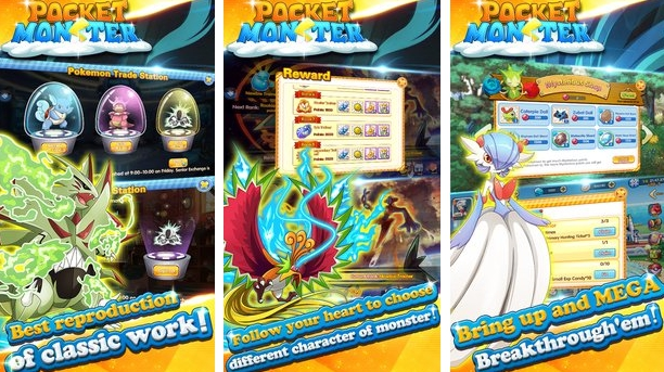 pocket monster duel pc download free