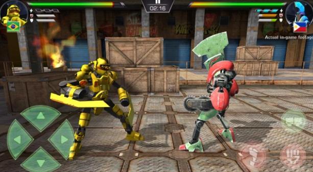 clash of robots pc download