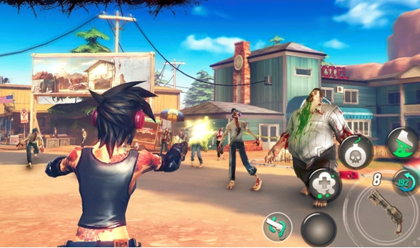 dead rivals zombie mmo pc download