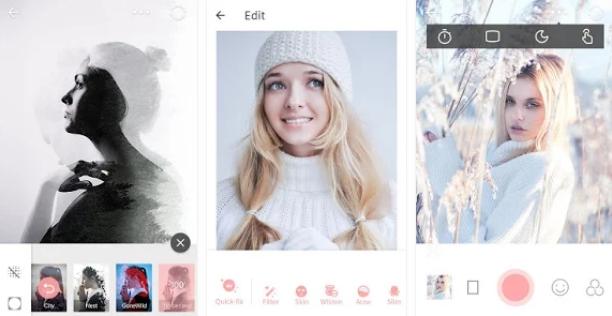 bestie best beauty camera app for pc
