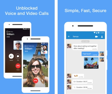 botim video and voice call app for pc