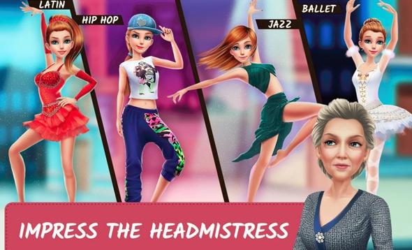 dance school stories pc download