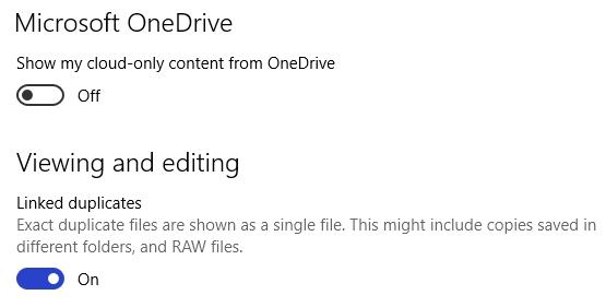 de-link-onedrive-from-photos-app-windows-10