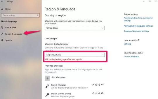 windows-language-display-settings