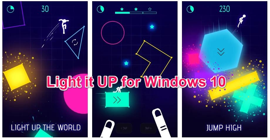 Light it Up for Windows 10 PC
