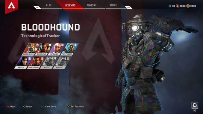 Is Bloodhound a Girl in Apex Legends?