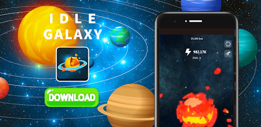 Idle Galaxy for PC
